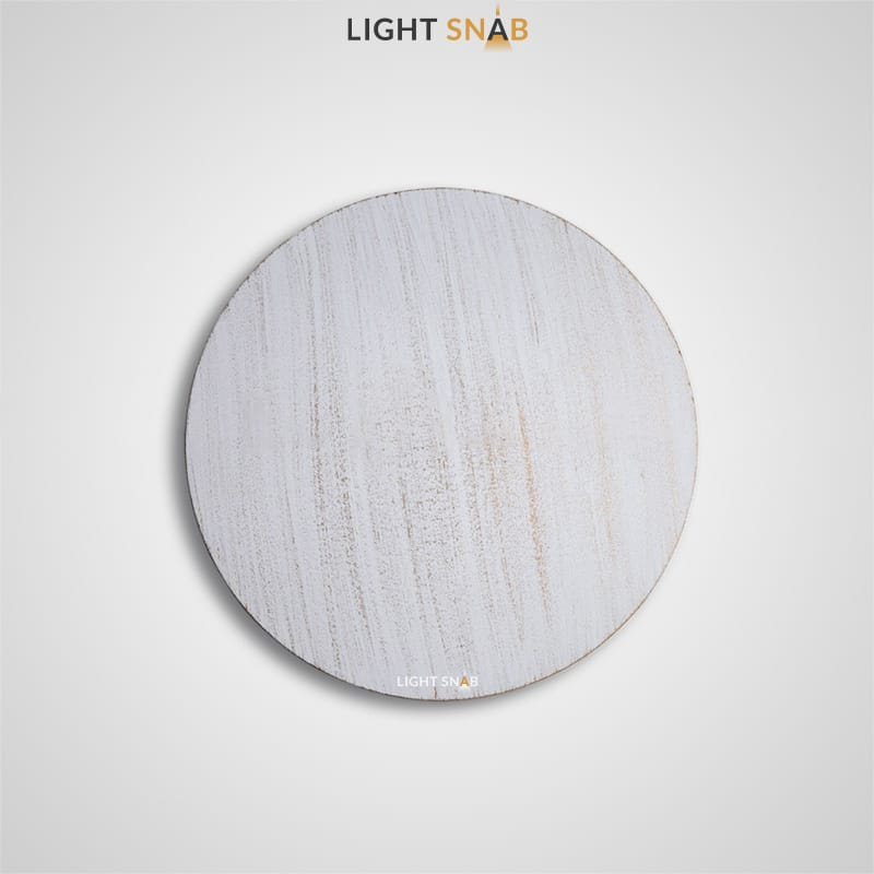 Настенный светодиодный светильник Talp размер S цвет белый + золото