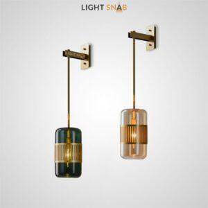 Настенный светильник Trait Wall