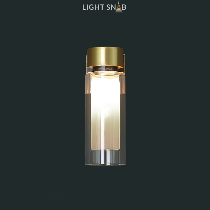 Настенный светильник Verge Wall 1 лампа