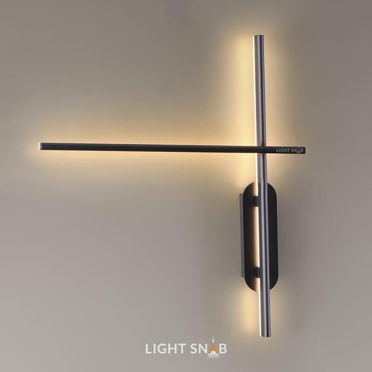 Настенный светильник Vetur Wall 2 элемента