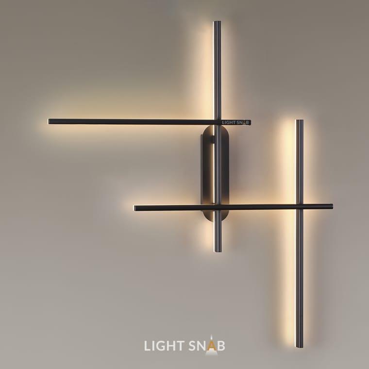 Настенный светильник Vetur Wall 4 элемента