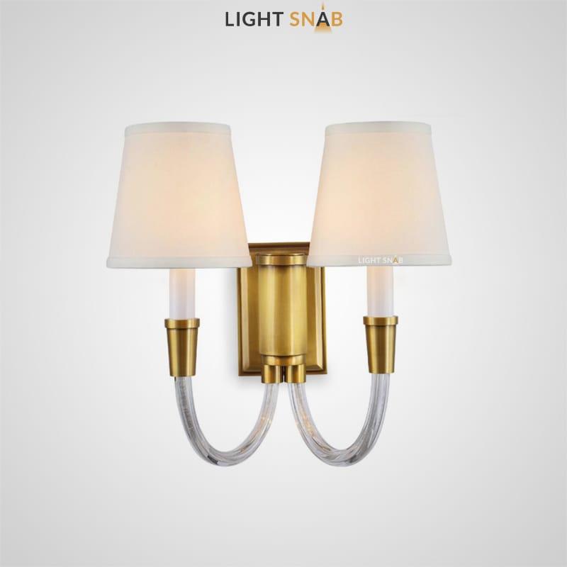 Бра Vivien Wall две лампы