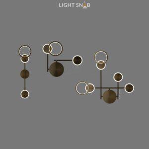 Настенный светодиодный светильник Zingy