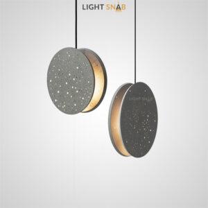 Дизайнерский подвесной светильник Akvilon