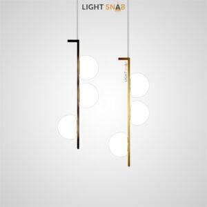 Подвесной светодиодный светильник Arcanum