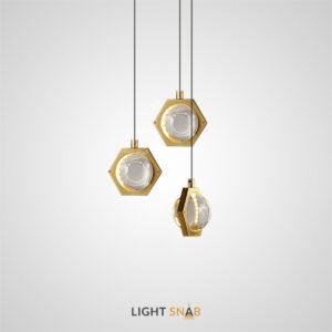 Подвесной светодиодный светильник Avant