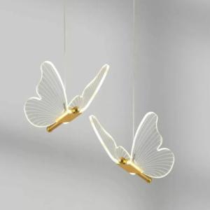 Светильник подвесной Butterfly (бабочка)