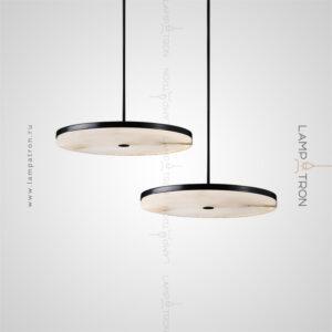 Дизайнерский светодиодный светильник Coal