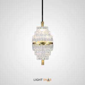 Дизайнерский подвесной светильник Floral