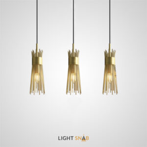 Дизайнерский подвесной светильник Gisken