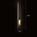 Led Stiks brass - фото 3