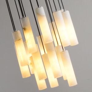 Дизайнерский подвесной светильник Marble Elit