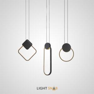 Светодиодный подвесной светильник Mitch BW
