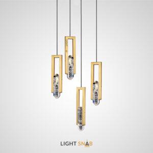 Подвесной светодиодный светильник Odelia