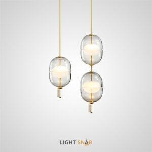 Дизайнерский подвесной светильник Platte