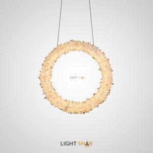 Подвесной светодиодный светильник Roslyn Ring