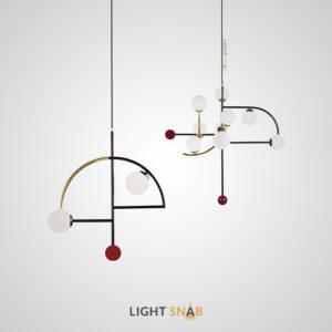 Дизайнерский подвесной светильник Tricky