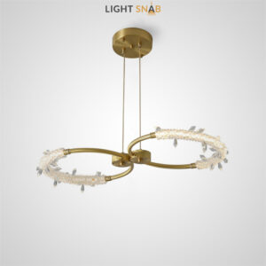 Подвесной светильник Acosta Duo