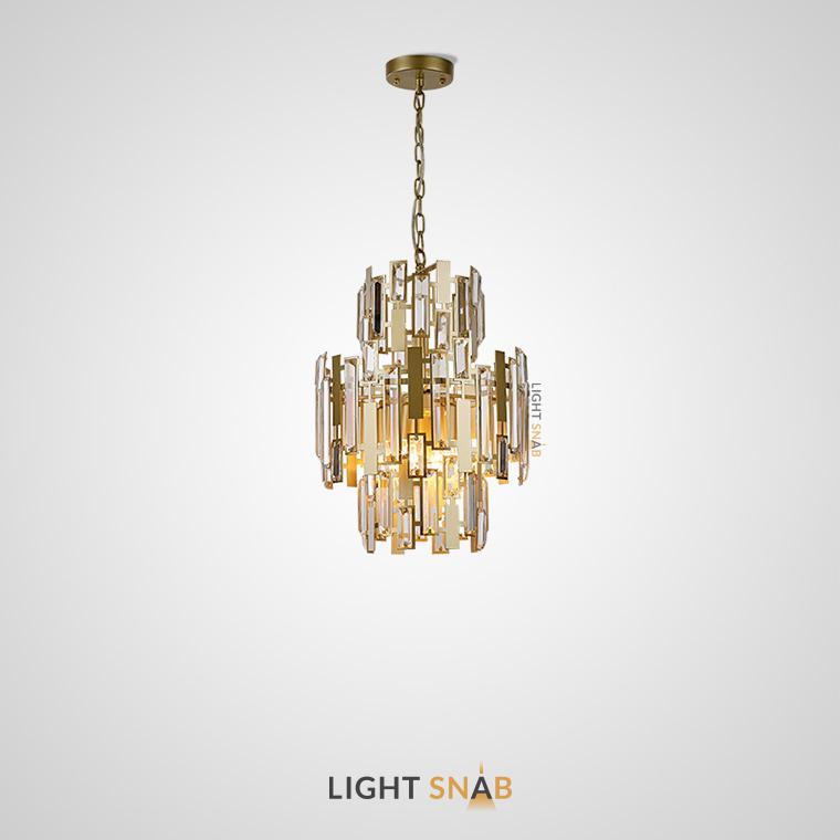 Дизайнерская люстра Agra 6 ламп модель A
