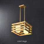 Дизайнерская люстра Airi 2 лампы