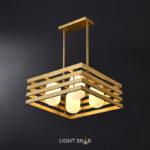 Дизайнерская люстра Airi 4 лампы