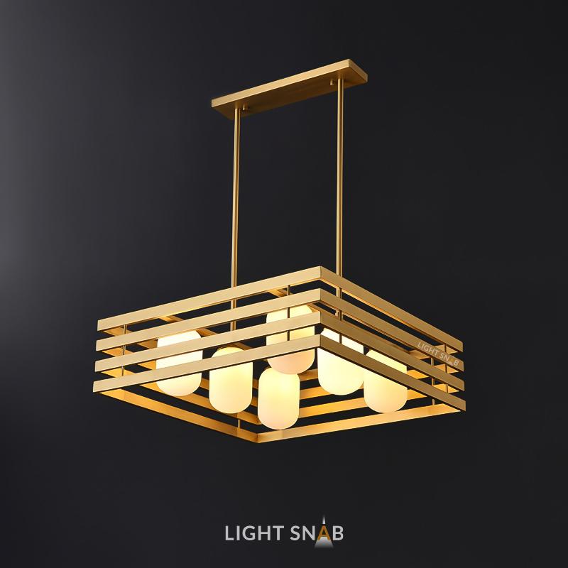 Дизайнерская люстра Airi 6 ламп