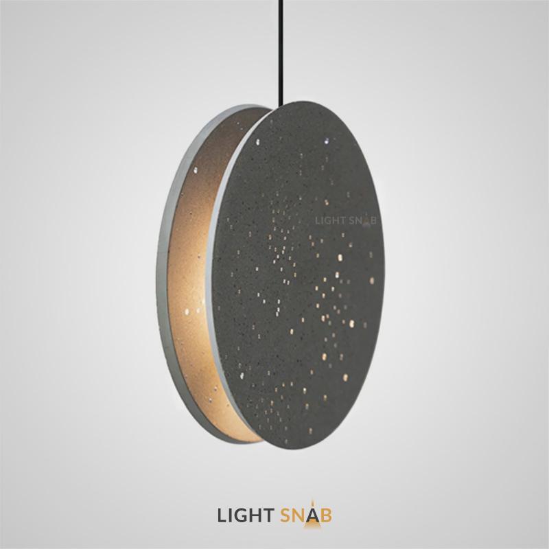 Дизайнерский подвесной светильник Akvilon размер M
