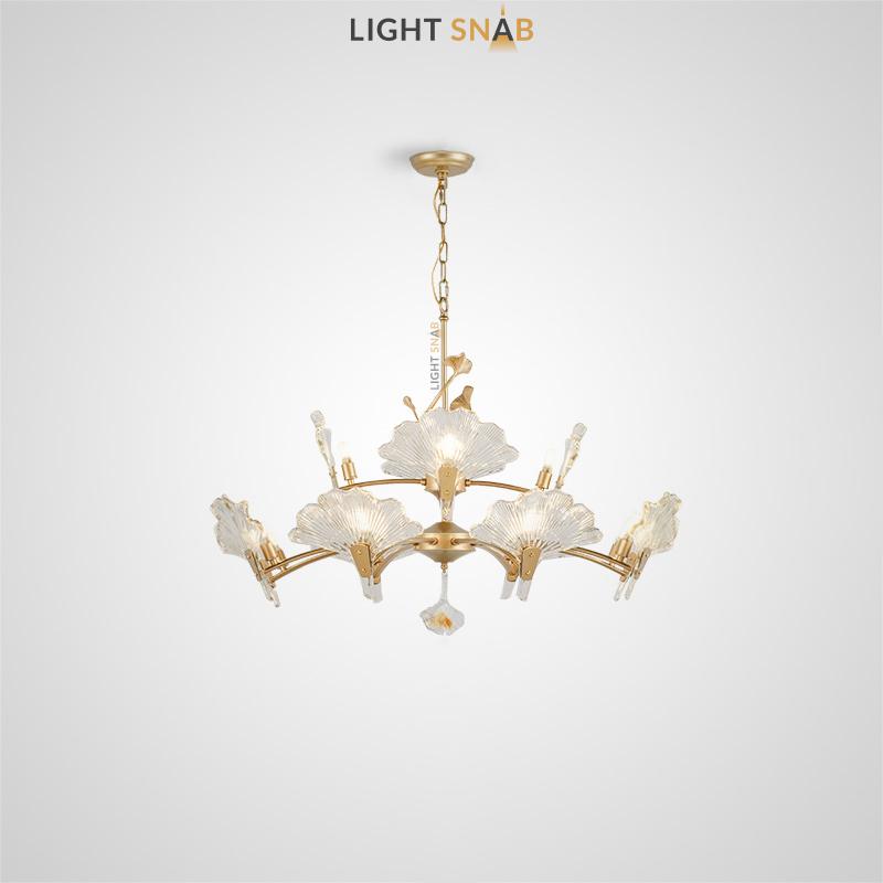 Люстра Avalon 12 ламп