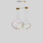 Подвесной светильник Babetta Duo 3 плафона