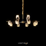 Светодиодная люстра Bentina 12 ламп