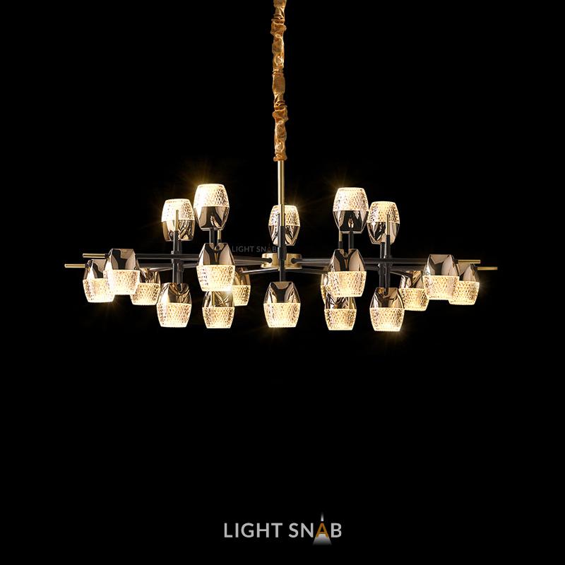 Светодиодная люстра Bentina 20 ламп