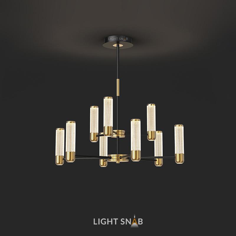 Люстра Berenica 9 ламп нейтральный свет
