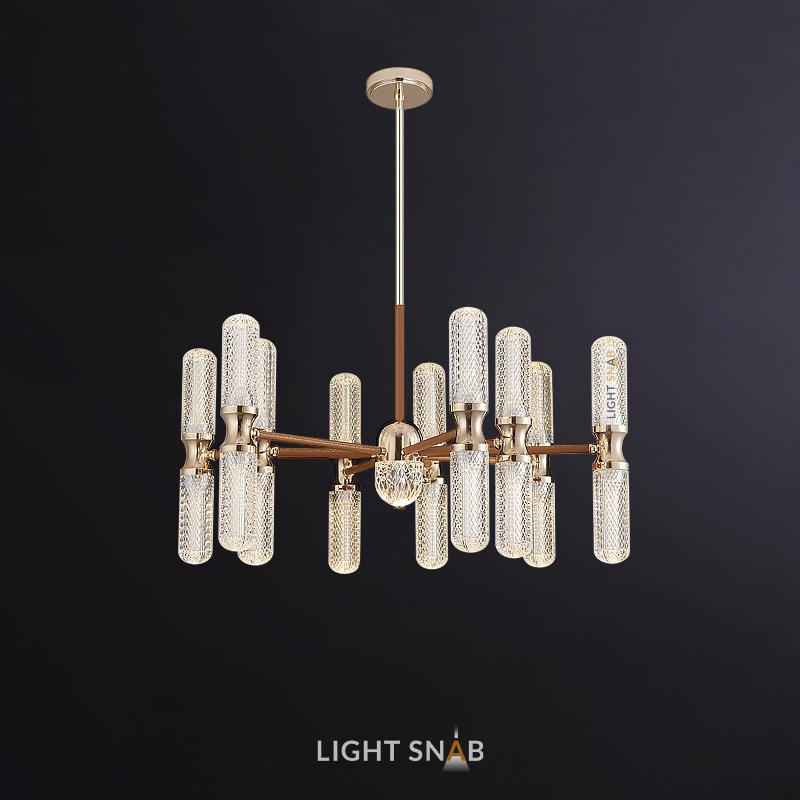 Люстра Camilla 18 ламп