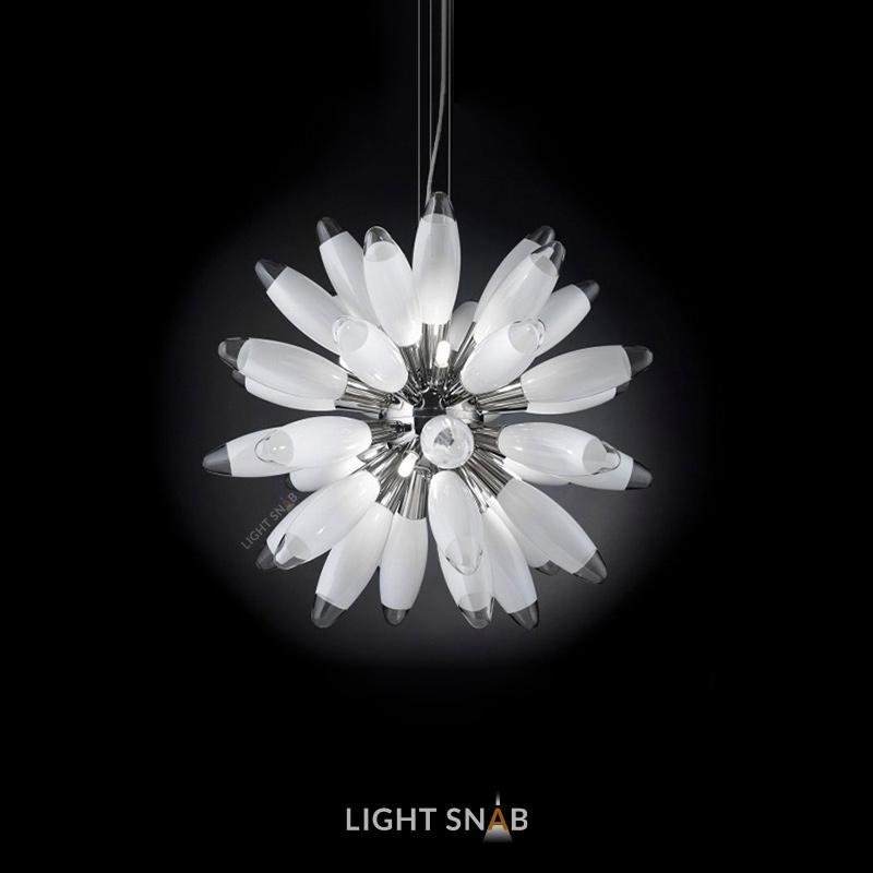 Люстра Carmela 31 лампа. Тип B