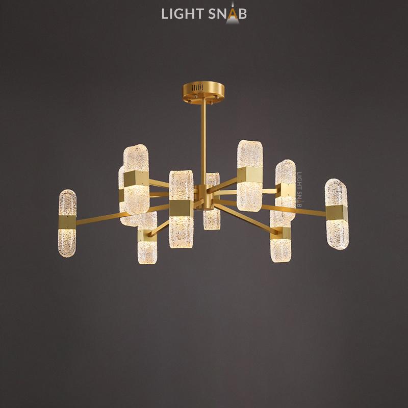 Светодиодная люстра Charlin Ch 10 ламп