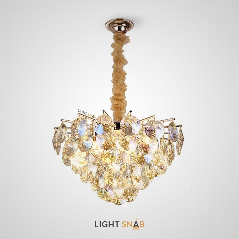 Люстра Christelle 17 ламп