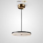 Дизайнерский светодиодный светильник Coal размер L