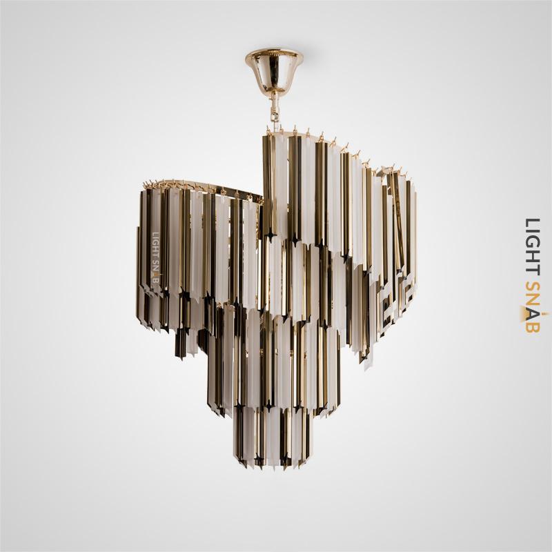 Люстра Compar 9 ламп