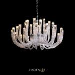 Дизайнерская люстра Concord 32 лампы