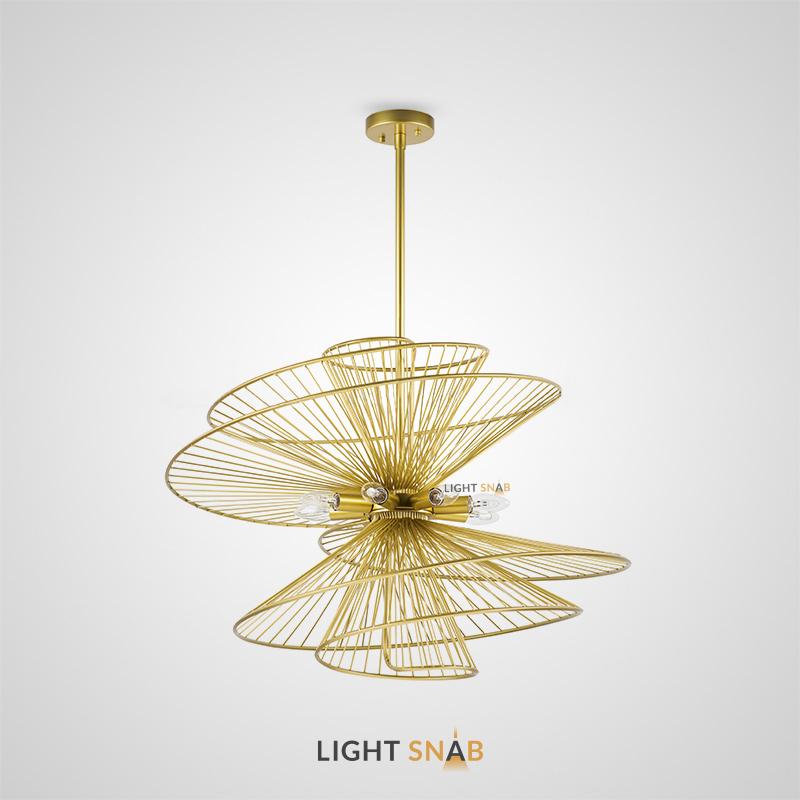 Люстра Daras One 8 ламп
