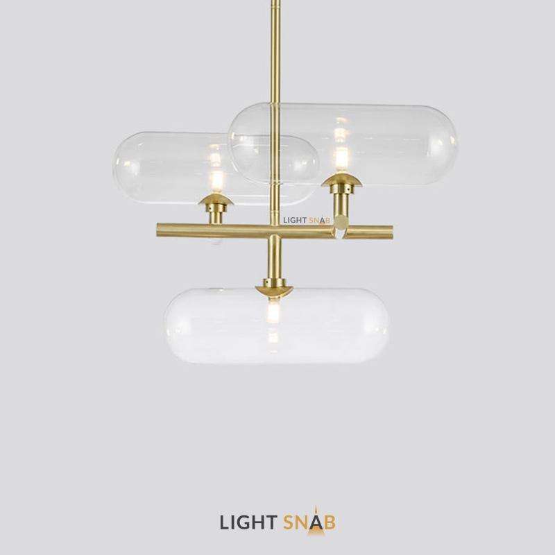 Люстра Dirigeable 3 лампы