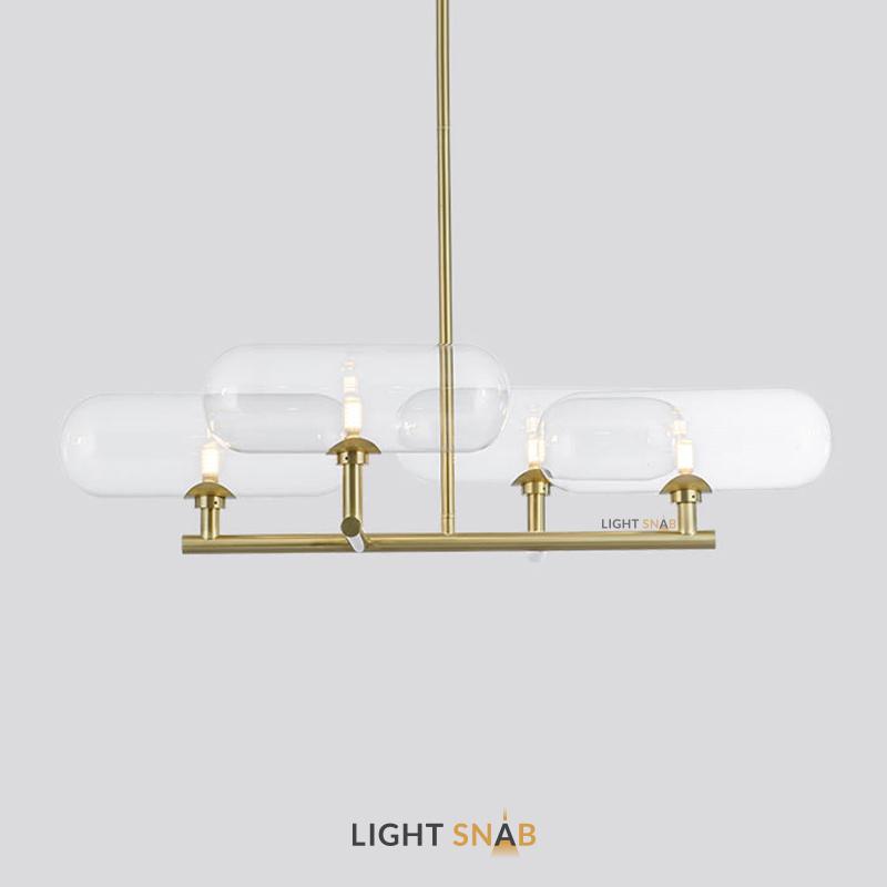 Люстра Dirigeable 4 лампы