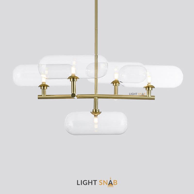 Люстра Dirigeable 5 ламп