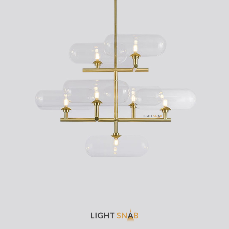 Люстра Dirigeable 7 ламп