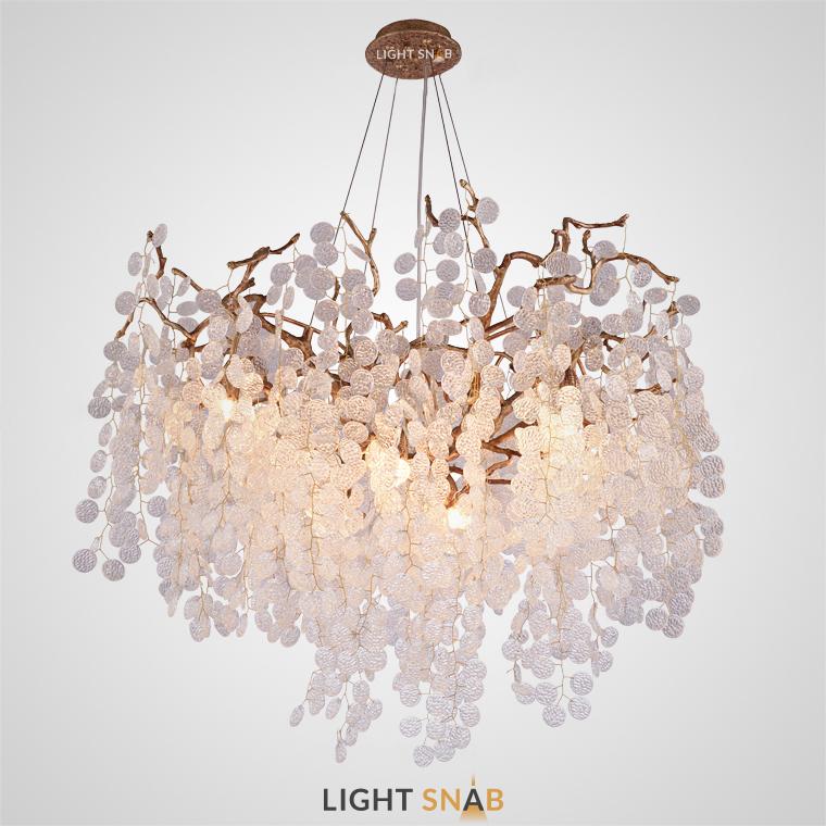 Люстра Fairytree 10 ламп (круглая)
