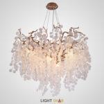 Люстра Fairytree 8 ламп (круглая)