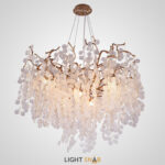Люстра Fairytree 15 ламп (круглая)