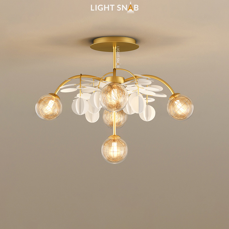 Люстра Felina 5 ламп