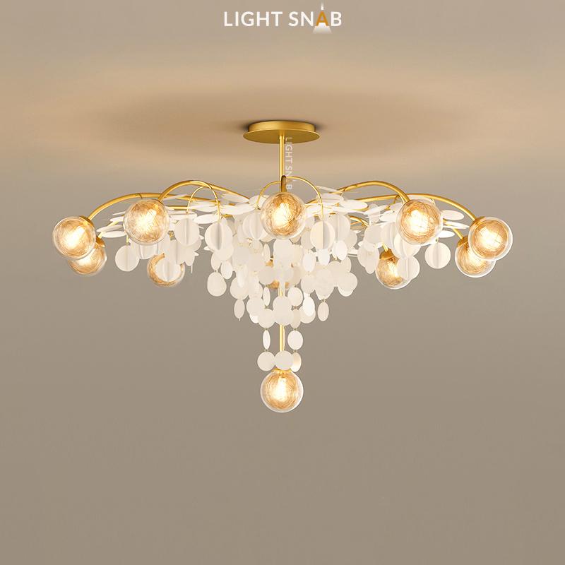 Люстра Felina 10 ламп