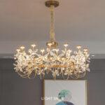 Светодиодная люстра Florinda размер M